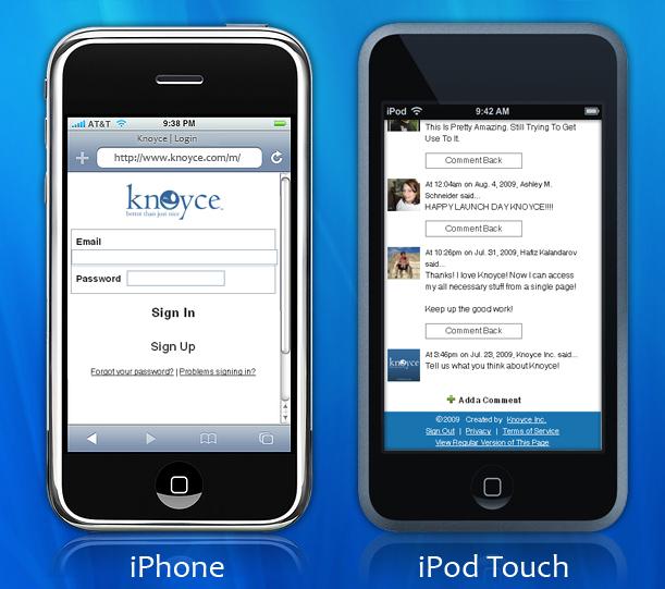 Knoyce Mobile